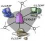Терминальное оборудование (тонкие rdp клиенты, нулевые pcoip tera, vmware, citrix клиенты. vcloudpoint, vmatrix)